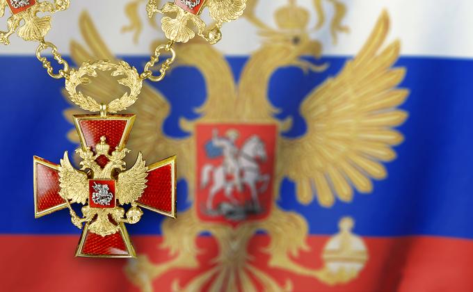 В России установлены официальные символы президентской власти